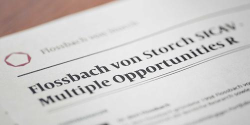 SICAV Multiple Opportunities